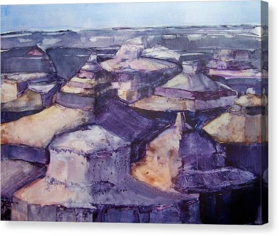 Grand Canyon Canvas Print by Regina Ammerman
