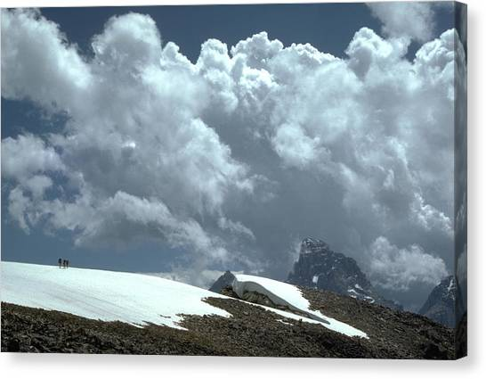 Grand Teton Canvas Print