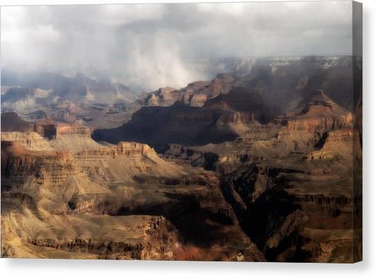 Granite Gorge Canvas Print