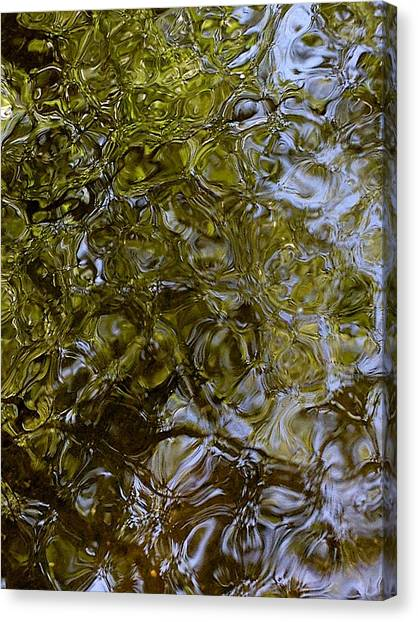 Green Dream Canvas Print