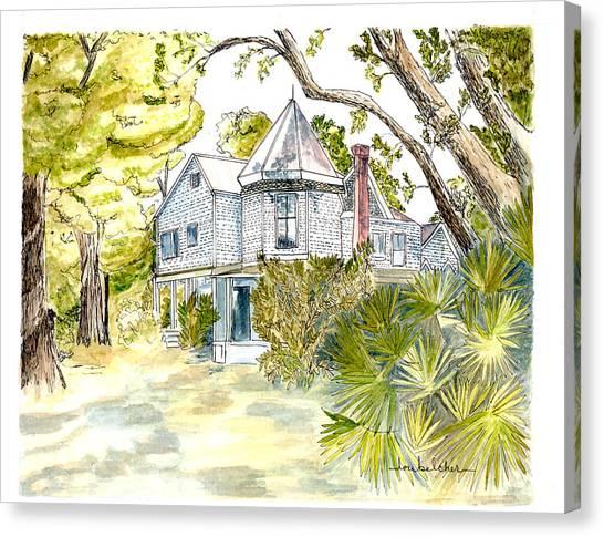 Green Gables Canvas Print