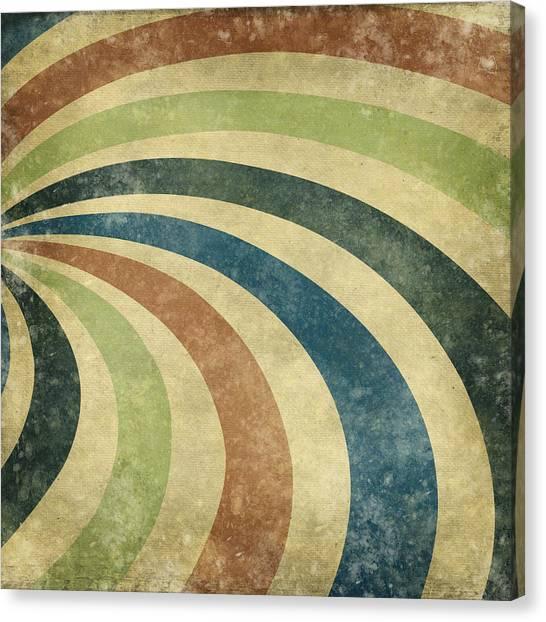 Beam Canvas Print - grunge Rays background by Setsiri Silapasuwanchai