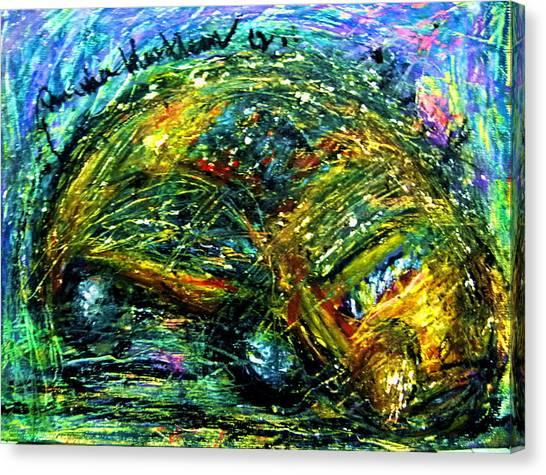 Gypsy Car  Canvas Print