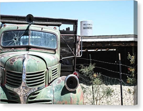 Hackberry Arizona Route 66 Canvas Print