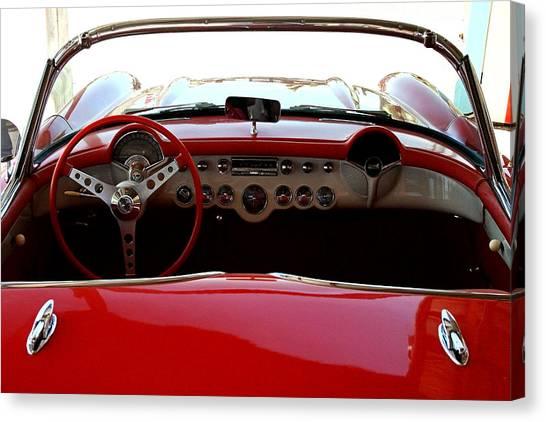 Hackberry Corvette Canvas Print