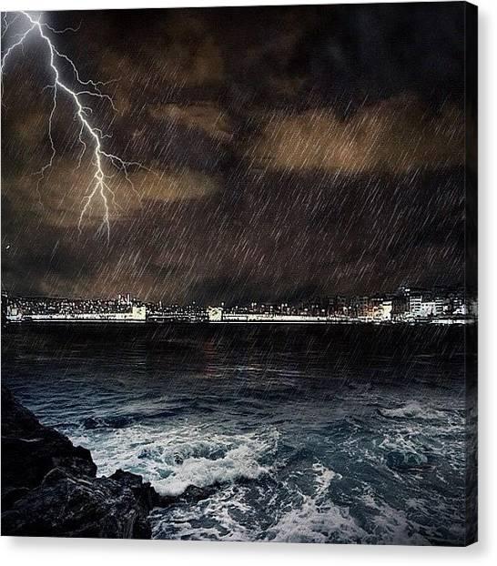 Australian Canvas Print - Halic / Golden Horn by Mehmet Kali