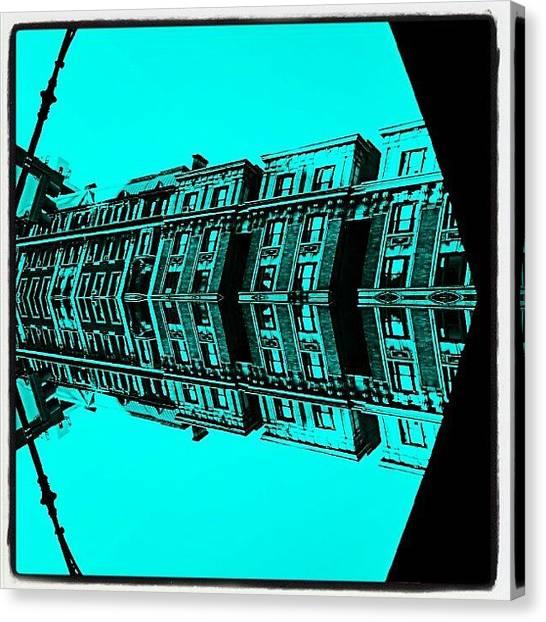 Harlem Canvas Print - #harlem #usa #picoftheday by Radiofreebronx Rox