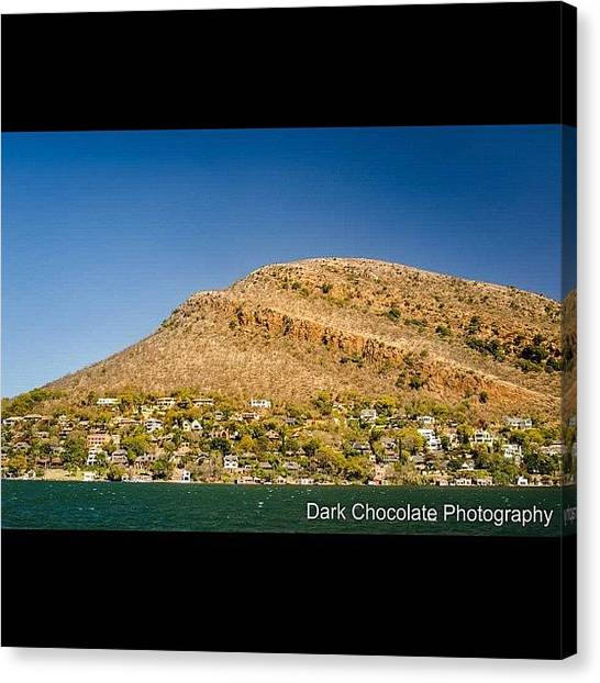 South Africa Canvas Print - Hartebeespoort Dam by Zachary Voo