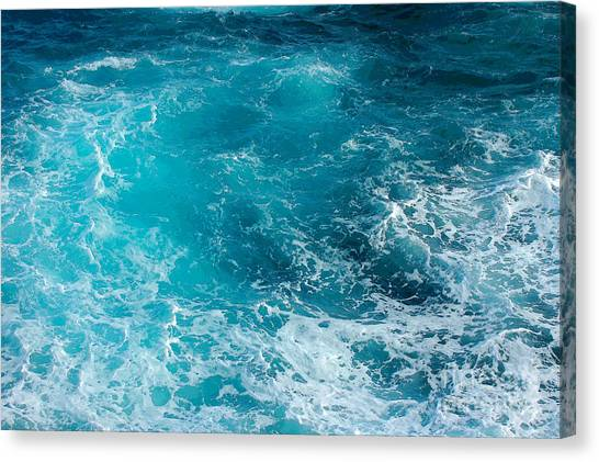 Hawaiian Waters 1 Canvas Print