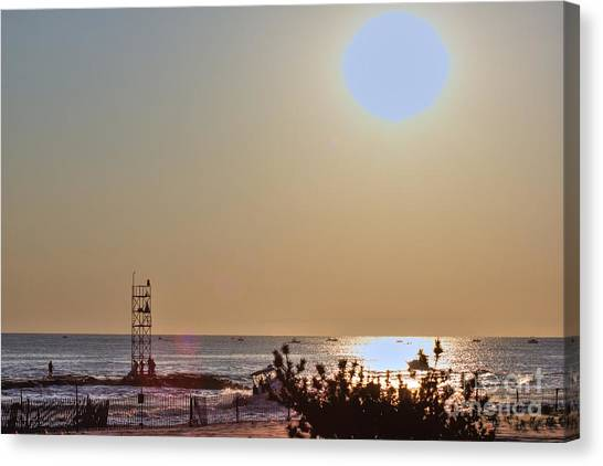 Hdr Seascape Oceanview Beach Beaches Summer Photos Pictures Photography Photo Pics Sea New Picture  Canvas Print by Pictures HDR