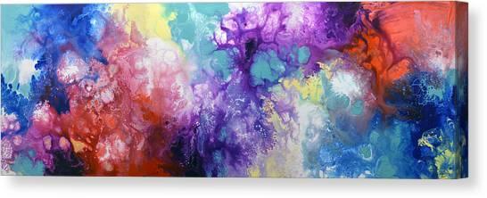 Healing Energies Canvas Print