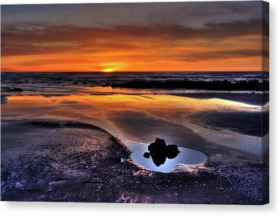 Heart Of The Central Coast Canvas Print