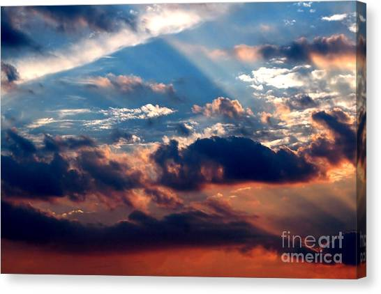 Heavens Above 2 Canvas Print