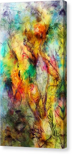 Hermoso Canvas Print