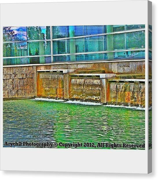 Ontario Canvas Print - #heyfred_lookitswater  #water by Aryeh D