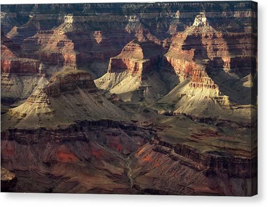 Hopi Point Canvas Print by Cindy Rubin