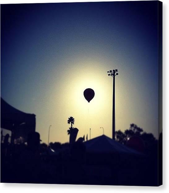 Hot Air Balloons Canvas Print - #hot #air #balloon #hotairballoon In by Jenni Munoz