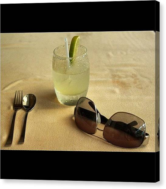 Limes Canvas Print - How I Miss These Already by Harington