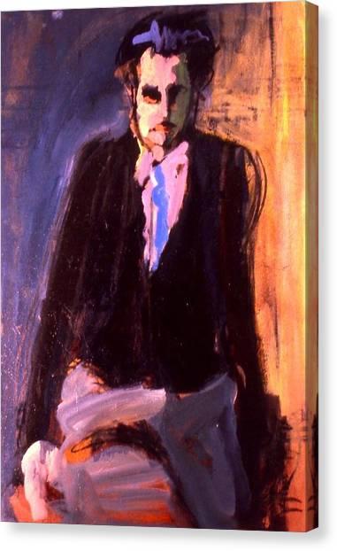 Huxley Canvas Print