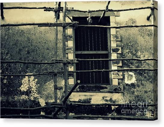 I See You Canvas Print by Vishakha Bhagat