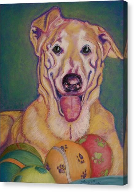 b33cbacd3b64 Pastel Pet Portrait Canvas Prints (Page #6 of 13) | Fine Art America
