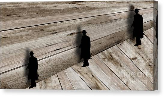 Illusion 2 Canvas Print by John Walcott