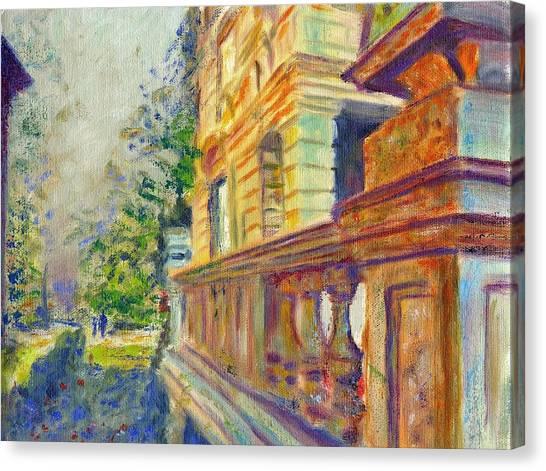 Img063 Canvas Print by Horacio Prada