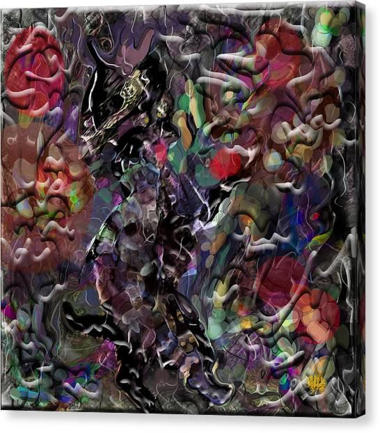 Imp Canvas Print by Rufus Rafft