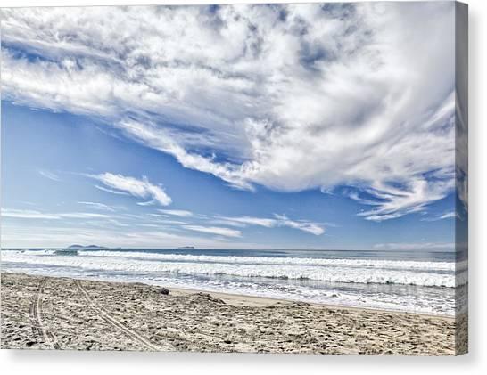 Imperial Beach 1 Canvas Print
