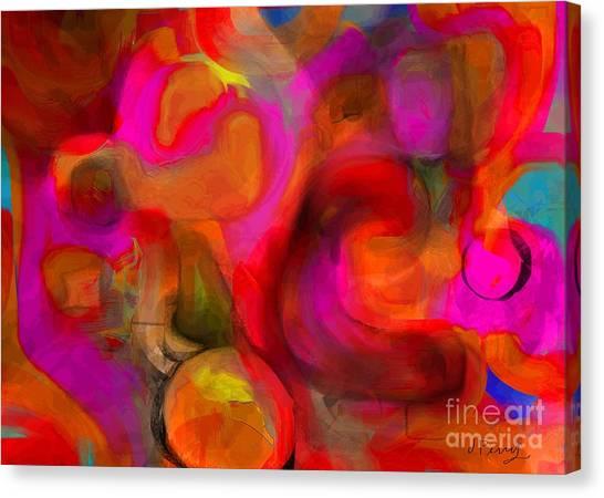 Implications Canvas Print