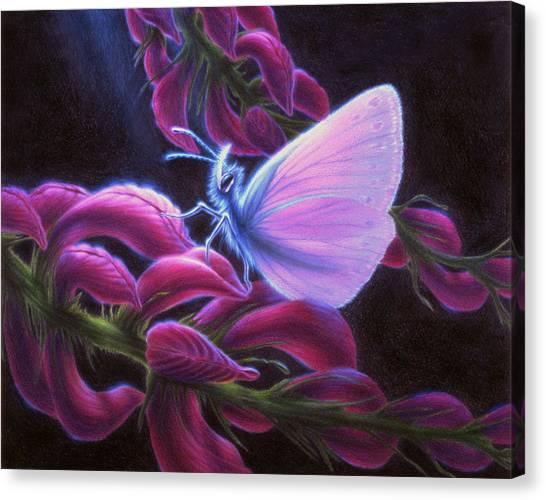 Inapertwa Simple Creatures Canvas Print