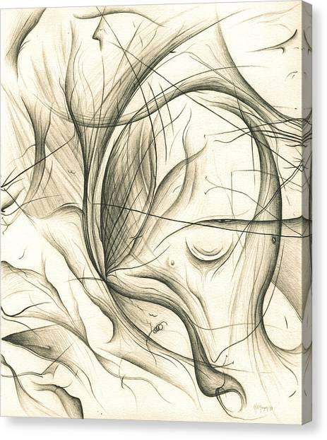Incu-ception Canvas Print by Michael Morgan