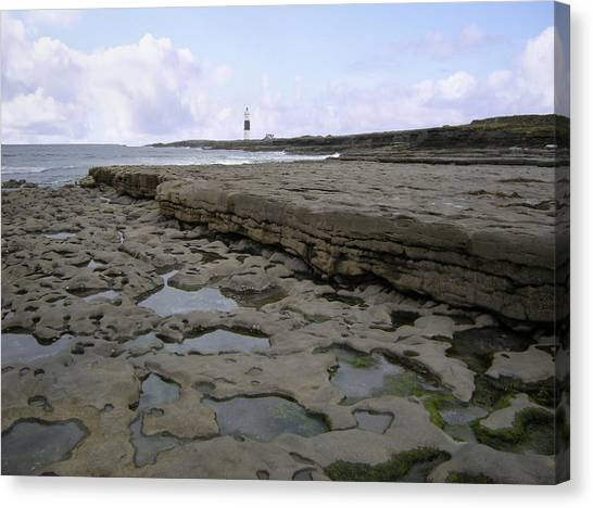 Inisheer Light Canvas Print