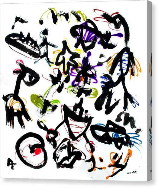 Inner Child Canvas Print