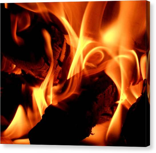 Inner Fire Canvas Print