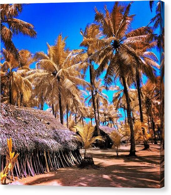 Vacations Canvas Print - #instadonesia #instamood #instagrammers by Tommy Tjahjono
