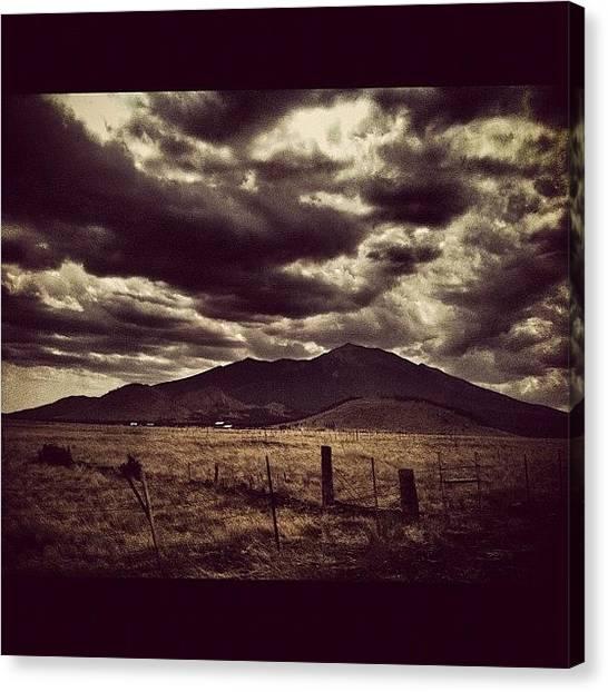 Arizona Canvas Print - Instagram Photo by Christian Hall