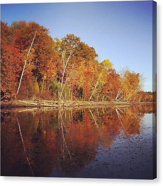 Ontario Canvas Print - Instagram Photo by Jeff Rogerson