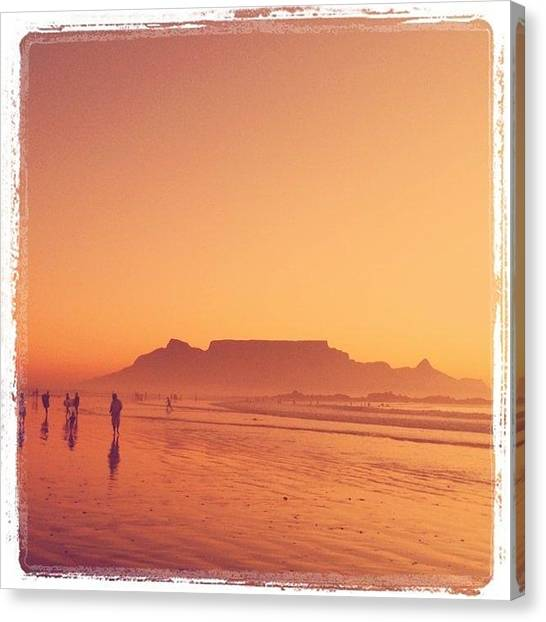 South African Canvas Print - Instagram Photo by Matt Rhodes
