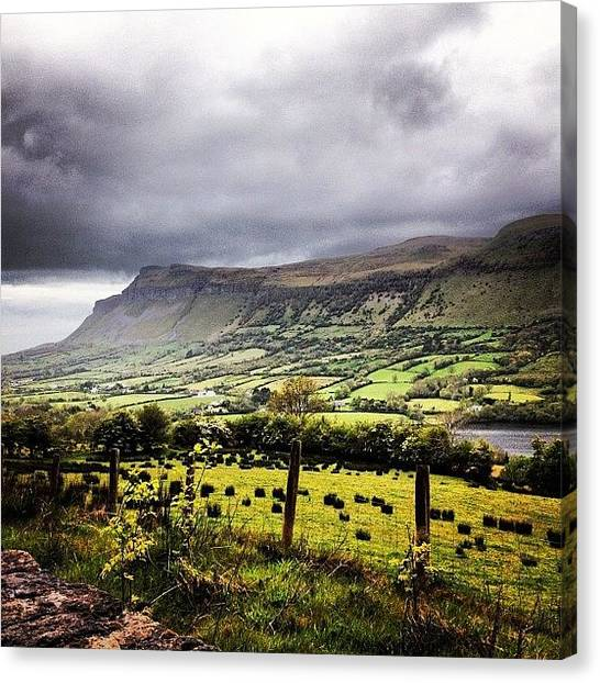 Ireland Canvas Print - #instagrammer #ireland #pictures by Sabrina Gamig