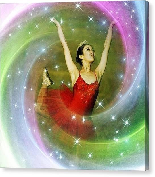 Ballet Canvas Print - #instanusantara #james_pop  #photowall by Asep Dedo Dep