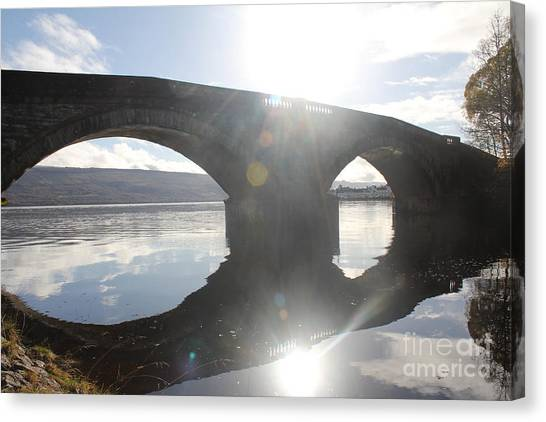 Inveraray Bridge Canvas Print