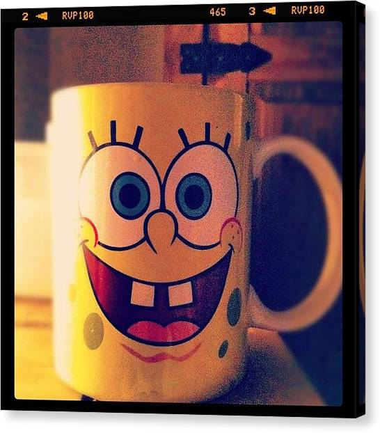Tea Canvas Print - #iphone4 #igram #instadict #instagood by Mathew Appleton