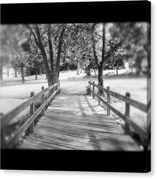 Kings Canvas Print - #iphone4 #iphoneography #phoneography by Cai King-Young