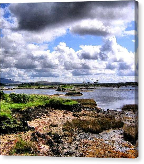 Ireland Canvas Print - Ireland ❤ by Luisa Azzolini