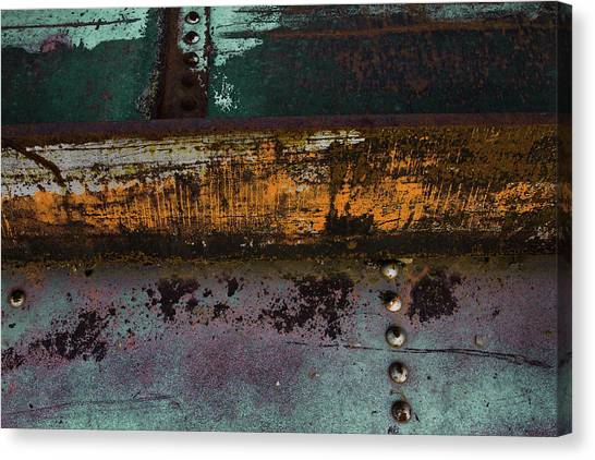 Iron And Rust Canvas Print