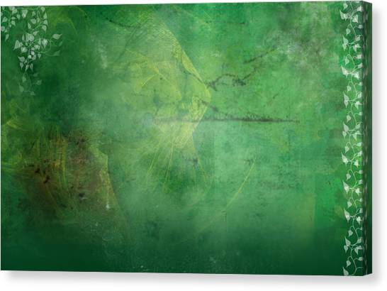 Etherial Canvas Print - Ivy League by Christopher Gaston
