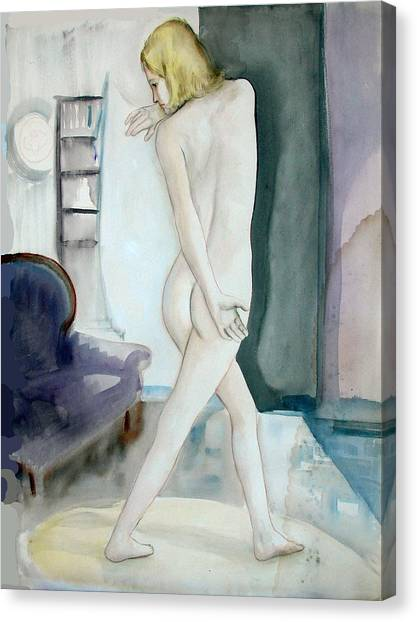 Jaime Pantic Canvas Print