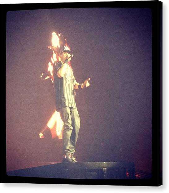 Ireland Canvas Print - Jay On Stage #jayz #ireland #dublin by Amy Reid 💜
