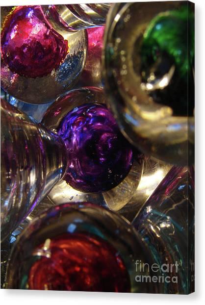 Jingle Balls Canvas Print by Mark Holbrook